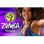 Zumba Fitness 7 Dvds Em Português + 5 Novo Incredible Result