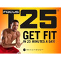 Focus T25 11 Dvds Qualidade Hd + Spinning! Pague Pelo Mp