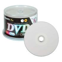 10 Dvd+r Dl 8.5gb 8x Printable Ridata Dual Layer Id: Ritek