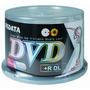 Dvd+r Dl Ridata 8x Printable Com 10peças Shrink