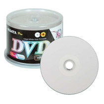 10 Dvd+r Dl 8.5gb 8x Printable Ridata Dual Layer Id: Ritek