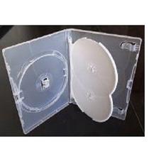 100 Box Amaray Dvd Triplo Transp. (mercadoenvios) Orig.!