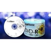 600 Dvd-r Midia Virgem Digiklone