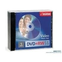 Dvd+rw Imation Regravavel 4 X 2hr Cx Acrilico Pcte 10 Unid