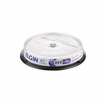 Dvd+r Dl Elgin 8.5gb 8x Cake C/ 10 Dual Layer 82083