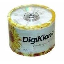 Dvd Virgem Digiklone Dvd-r 8x Tubo/50