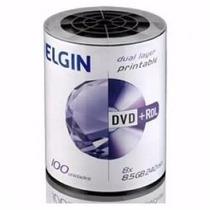 600 Dvd+r Dl Elgin (umedisc) 8.5gb 8x Printable Promoção