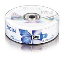 Dvd-r 4,7gb / 16x / 120min Pino Com 25pcs!!!