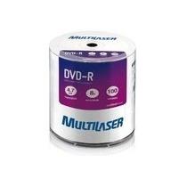 Multimidia Dvd-r/virgem 16x 4.7 Gb 100 Unidades (shrink)