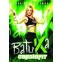 10 Dvds: Batuka+7 Zumba+dvd Massagem Redutora+alongamento