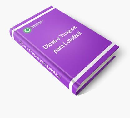 E-book Dicas E Truques Para A Lotofácil