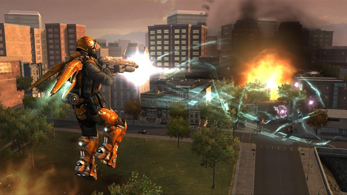earth defense force insect armageddon ps3