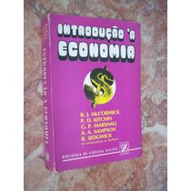 Introdução À Economia, B J Mccormick