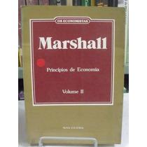 Príncipios Da Economia Volume Ii - Marshall