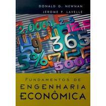 Livro Fundamentos De Engenharia Econômica. 1a Ed. + Brinde