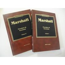 Marshall - Princípios De Economia - Volume 1 E 2