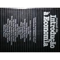 Livro De Introdução À Economia - Wlademir Pereira (co