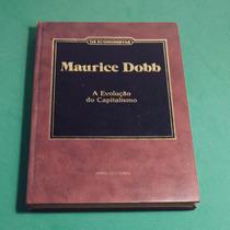 Livro A Evolução Do Capitalismo, De Maurice Dobb