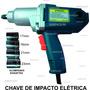 Chave De Impacto Elétrica 1/2 Pol / Parafusadeira 110v