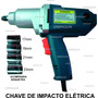 Chave De Impacto Elétrica 1/2 Pol / Parafusadeira