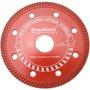 Disco Diamantado 18 Cm Corte A Seco Refrigerado - Braskoki