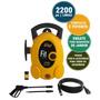 Lavadora De Alta Pressão Fit 2200 Libras 220v - Wap
