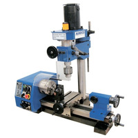 Máquina Multifuncional Micro-torno. Furadeira , Mono 220v