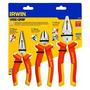 Kit De Alicates Irwin Universal /bico/corte 3pçs