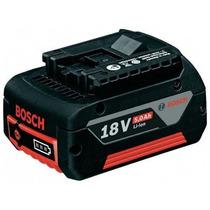 Bateria Bosch De Lítio, Gba 18v - 5,0ah Para Parafusadeira