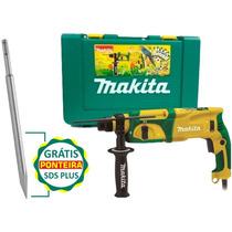 Martelete Perfurador Rompedor Hr2016 + Maleta - Makita 220v