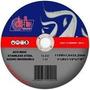Disco Corte Inox 4.1/2 X 7/8 X 1,2mm- Disflex Pct 5peças