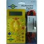 Multímetro Digital Dt830d Profissional + Bateria 9v