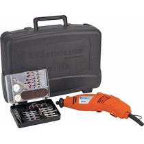 Micro Retifica Toolmix 220v Kit Com Assessorios E Garantia