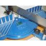 Serra De Meia Esquadria 550mm Com Base Profissional Completa