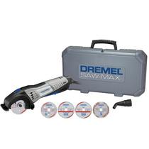 Kit Serra Elétrica Saw-max 710 Watts Com 4 Discos - Dremel
