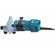 Tupia Elétrica Manual Makita Modelo-3709 220v