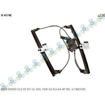 Maquina De Vidro Eletrica Dianteira Ld Le G2 G3 G4 4 Portas