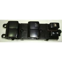 Interruptor Botão Vidro Eletrico Motorista Nissan Tiida