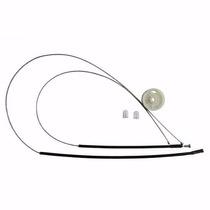 Kit Reparo Vidro Eletrico Fox 2 Portas