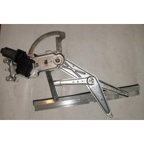 Maquina Vidro Eletrico Porta Dianteira Esquerda Meriva