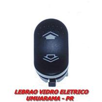 Botão Vidro Eletrico Simples Ford Focus Terminal Agulha