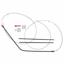 Kit Reparo Maquina Vidro Eletrico - Golf Glx Até98 Dianteiro