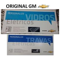 Kit Vidro Elétrico +travas Eletr 4p Corsa Diant-original Gm
