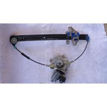 Maquina Vidro Eletrico Dianteira Honda Fit Original C/ Motor