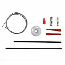 Kit Reparo Maquina Vidro Eletrico - Golf Glx Até 98 Traseiro