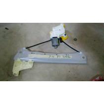 Maquina De Vidro Traseira Esquerda Le Elétrica Gol G5 G6