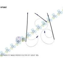 Reparo Máquina Vidro Eletrico Dianteiro Bora Golf 98/..