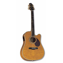 Violao Greg Bennett D11 Folk - Nivel Takamine - Wood Music