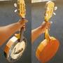 Banjo Marquês Maciço Natural - Bm 1111
