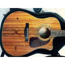 Violão Fender Cd22oce - Captação Ativa Fishman